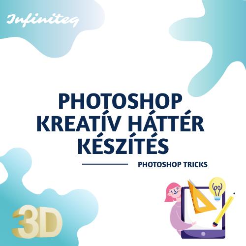 Adobe Photoshop kreatív háttér